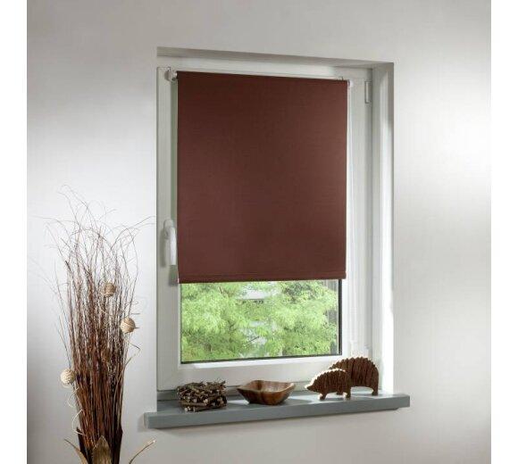 thermo rollo klemmfix wei 90x220 cm lichtblick. Black Bedroom Furniture Sets. Home Design Ideas